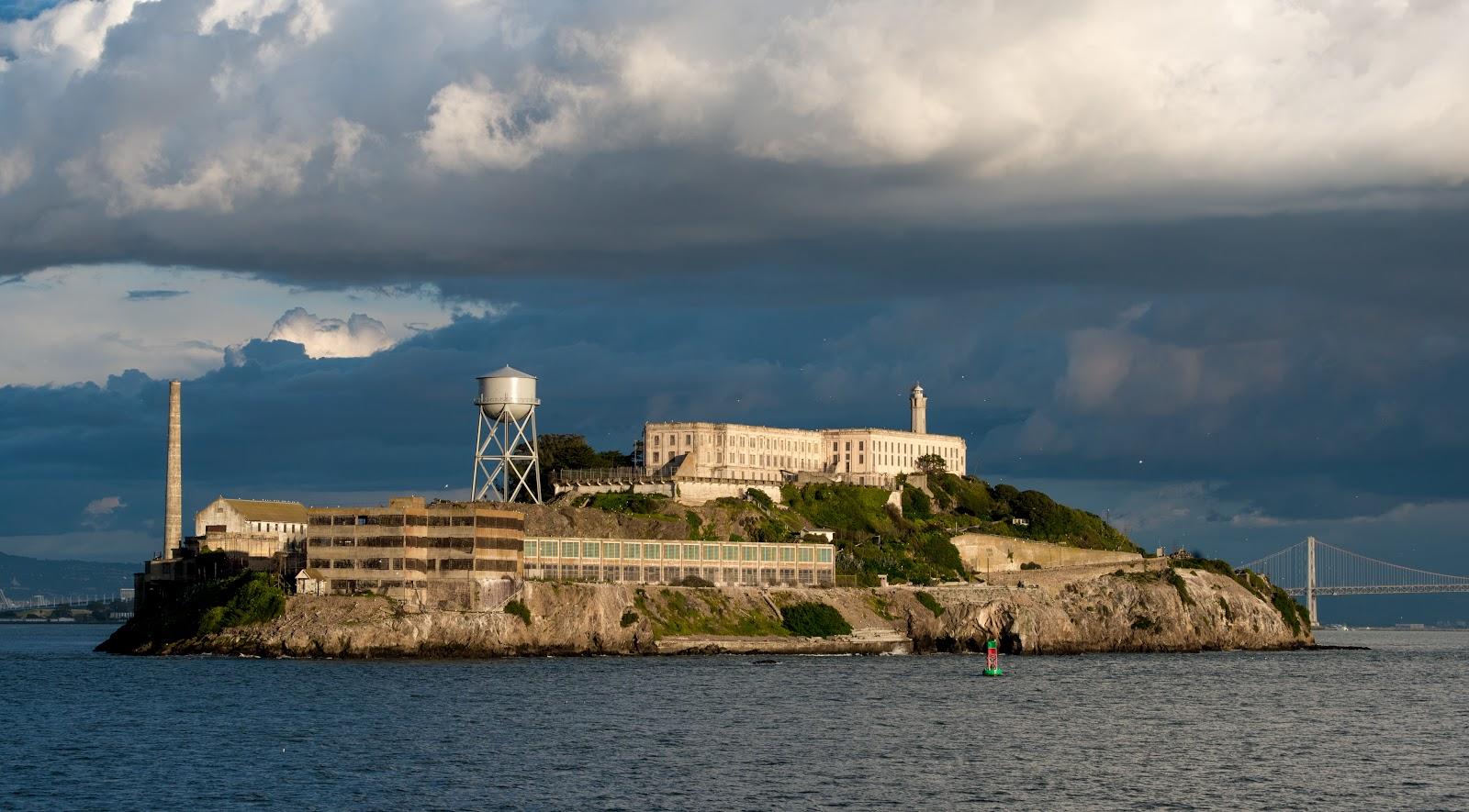 Остров-тюрьма Алькатрас
