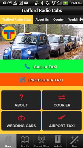 Trafford Radio Cabs