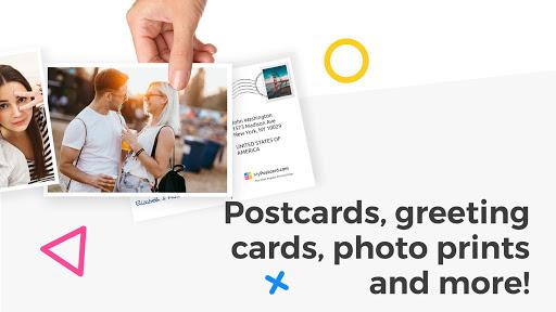 MyPostcard Photo Postcard App and Greeting Cards screenshot 14