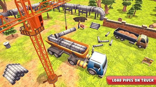 Loader & Dump Construction Truck 1.1 screenshots 6