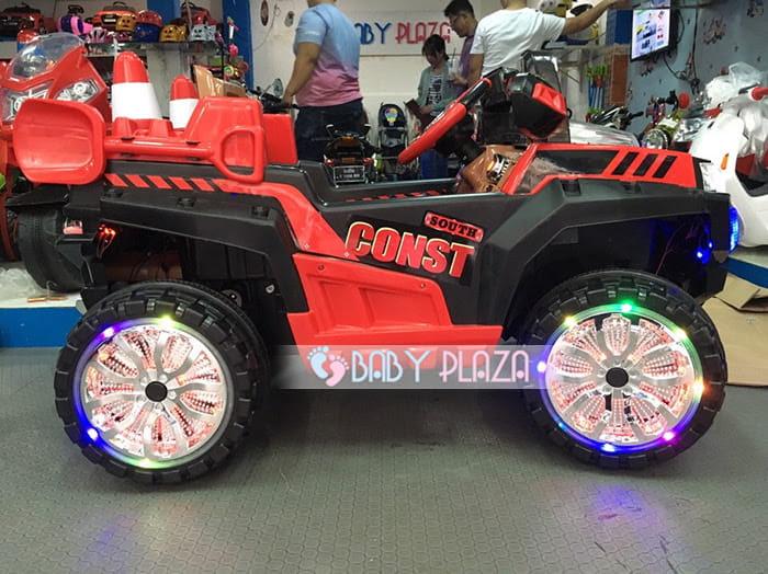 Xe oto điện Jeep KKL-5288 cực ngầu cho bé 5