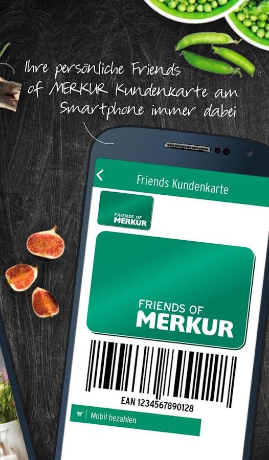 merkur kundenkarte app