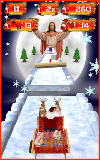 Santa Christmas 3D Ride