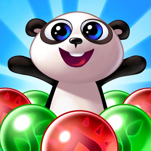Panda Pop! Top Free Bubble Shooter Game Icon