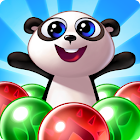 Panda Pop! Free Bubble Shooter Saga Game icon