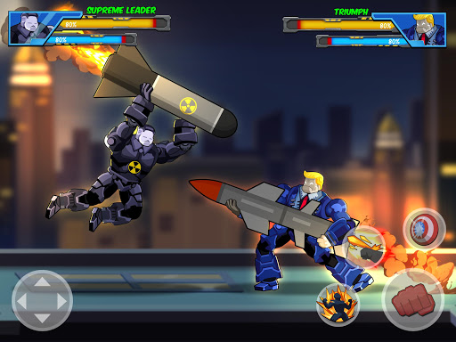 Robot Super: Hero Champions 1.0.8 screenshots 7