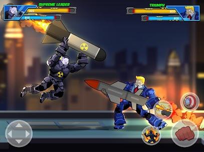 Robot Super: Hero Champions 7