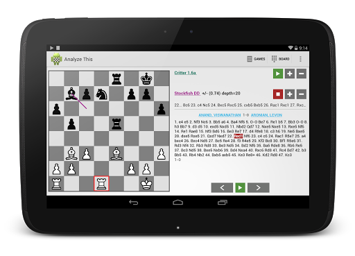 Chess - Analyze This (Free) screenshots 6