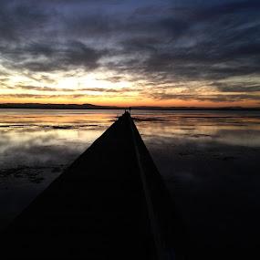 Long Jetty by Jill Wilson - Instagram & Mobile iPhone
