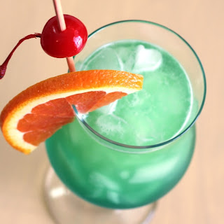 Shamrock Juice Cocktail.
