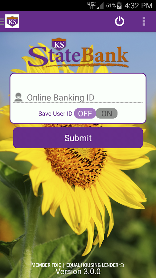 KS StateBank Mobile- screenshot