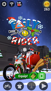 Faily Rider - náhled