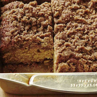 Great-Grannie's Old Fashioned Coffee Cake