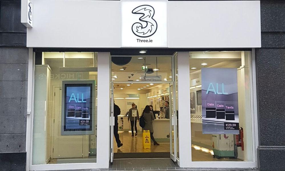 Three Store Henry Street
