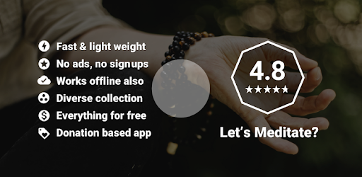 Let's Meditate: Guided Meditation - Apps on Google Play
