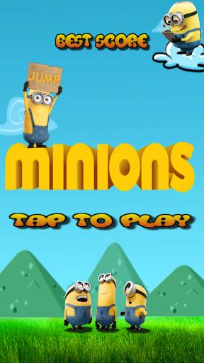 Jump Minions