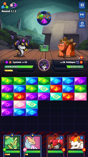 Mana Monsters: Free Epic Match 3 Game painmod.com screenshots 7