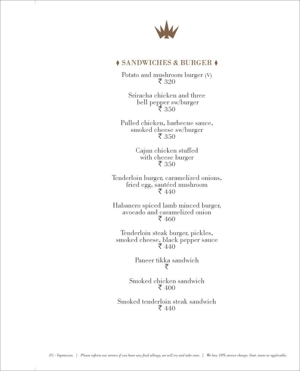 Pranzi menu 18