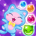 Kitty Pawp Bubble Shooter POP! icon