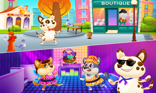 Duddu - My Virtual Pet 1.42 screenshots 4