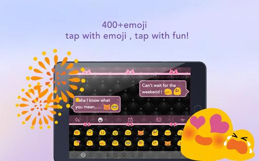 Hitap Keyboard emoji keyboard 4.3.7 screenshots 12