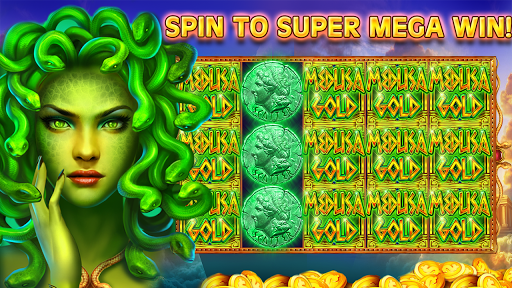 Medusa Vegas Slots - screenshot