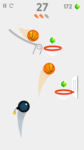 Dunk Line apktram screenshots 4