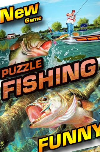 Fishing Game Puzzle