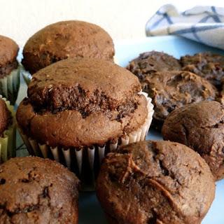 WW 2-Ingredient Chocolate Pumpkin Muffins & Cookies.