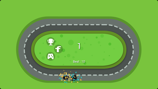 Racing Car Crash For Speed- screenshot thumbnail