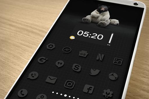 Type-4 Icon Pack screenshot 10