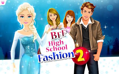 BFF  High School Fashion 2 1.2 screenshot 435737