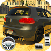 Golf Drift Simulator : Real Car Drifting Android APK Download Free By Fischer Games