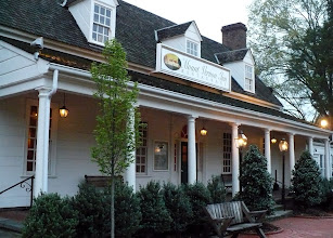 Photo: Our destination was the Mount Vernon Inn Restaurant. Luckily for us it was open for business on a Monday night.