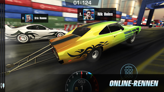 Drag Battle Rennen Screenshot
