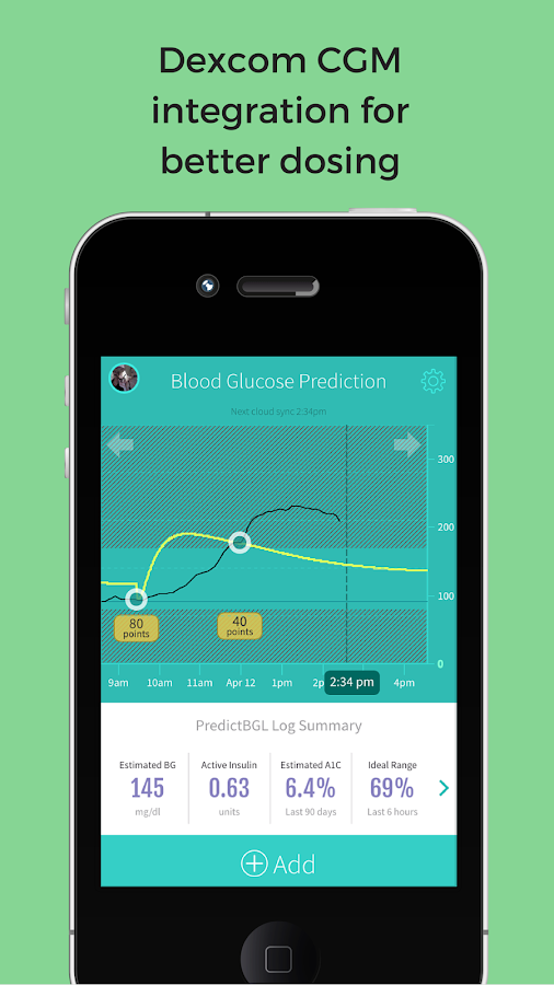 PredictBGL for Diabetic Pets- screenshot