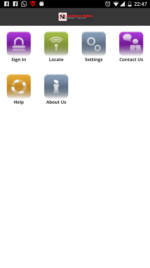 Northern Lights Mobile Banking- screenshot