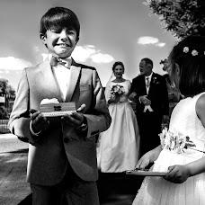 Wedding photographer Alberto Ramírez (albertoramrez). Photo of 16.07.2018