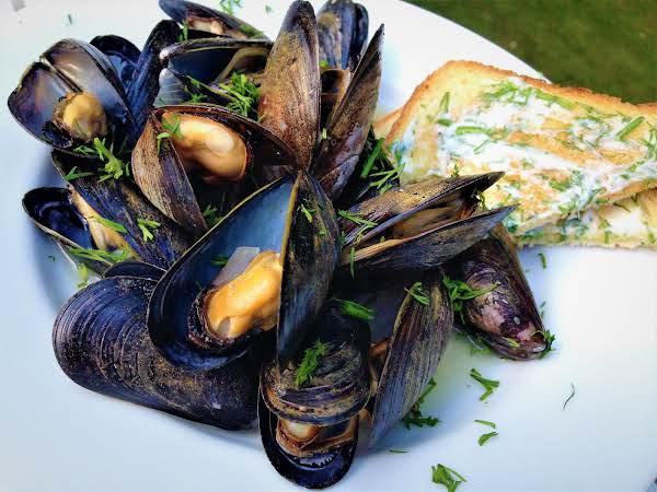 Danish Mussels Recipe