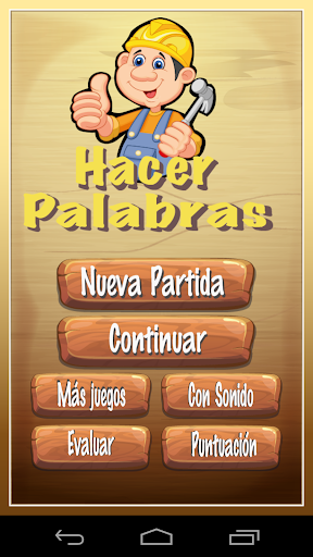Hacer Palabras