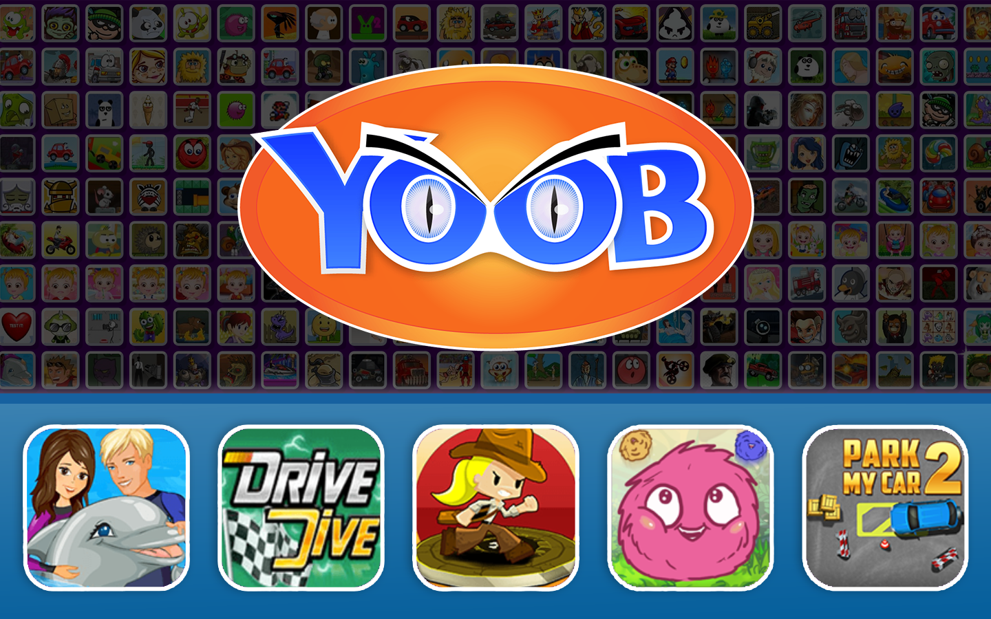 yoob games   android apps on google play