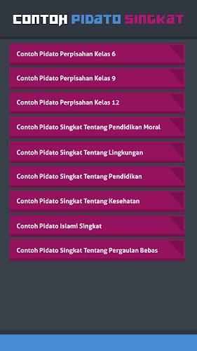 Download Contoh Pidato Singkat Apk Latest Version App By