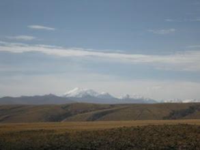 Photo: アレキパからコルカ渓谷へ