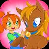 Pony Run : Magic Trails APK