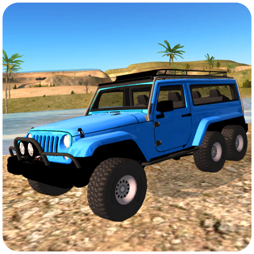 Truck Driver 6x6 Hill Driving (game)