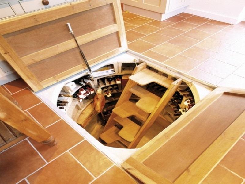 lưu ý khi thiết kế hầm rượu đúng kỹ thuật