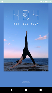 Hot Dog Yoga - náhled