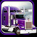 Cargo Truck Transporter: Fork icon