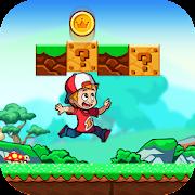 Super Toby Adventure \ud83c\udf44classic platform jump game