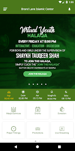 Download Brand Lane Islamic Center For PC Windows and Mac apk screenshot 1